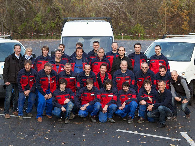 Unser Team - Sanitärinstallateur Schweinfurt - S + H Sanitär